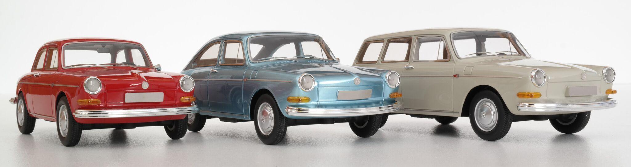 VW 1600 Serie
